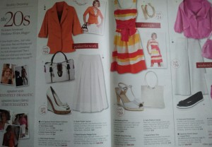 catalog spread
