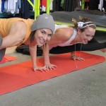How many push-ups can you do? The answer might surprise you! Credit: lululemon athletica