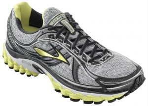 Brooks, Trance 11, cushion, over pronate