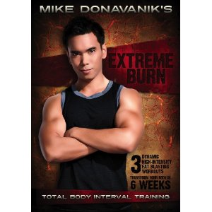 Burn, Baby, Burn with Mike Donavanik's Extreme Burn DVD