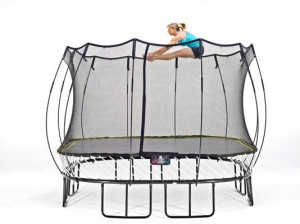 trampoline workout