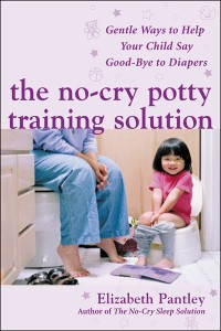 no cry potty training book
