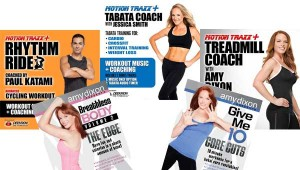 You Can Win It: 2 Amy Dixon DVDs and Three Workouts From Motion Traxx