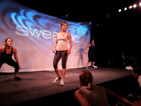jillian michaels sweat ac