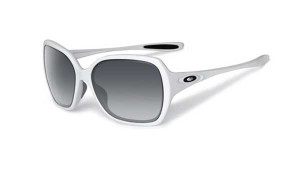 A Sunglasses Shop Giveaway: Oakley Overtime in White
