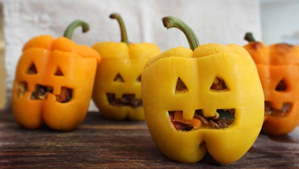 healthy halloween recipe