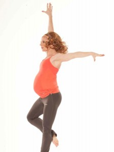 pregnancy dance workout