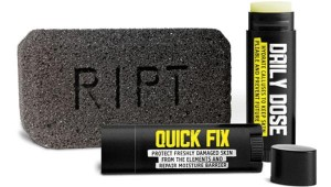 Have Torn Calluses? Or Want to Prevent Them? RIPT Kit to the Rescue!