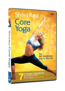 Workout DVD Review: Shiva Rea's Core Yoga