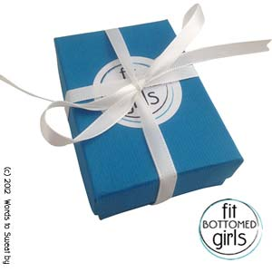 The New (Fitter) Blue Box You'll Want to Open This Holiday