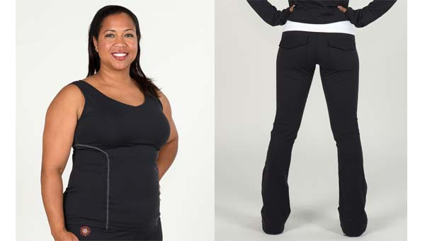 Workout apparel for all sizes!