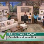 Angela Parker on The Talk. She's my fave!