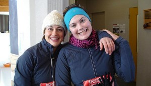 Do you like bundling up and going for a run? Or prefer balmier conditions? Credit: lululemon athletica