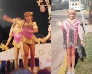 Yep, I was once a tiny dancer. Who towered over all the other tiny dancers by, like, a foot.