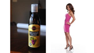 How do these two things go together? They were each featured recently in the Fit Bottomed World!