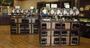Welcome to the Tasteful Olive, a wonderfully delicious olive oil and balsamic vinegar store.