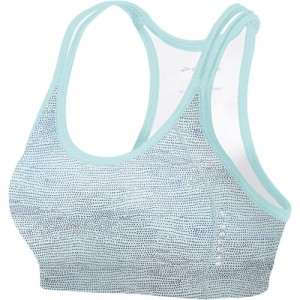 This Brooks Running sports bra is hella cute and hella supportive.
