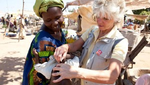 One Woman's Inspiring Quest to End Polio