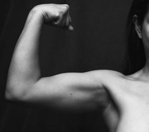 flex, muscle, strength training