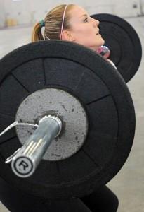 She Loves Me, She Loves Me Not: Jenn vs. Olympic Lifting