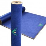 It's a towel and a yoga mat...in one!