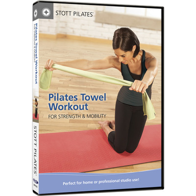 Changing Pilates With the STOTT PILATES Towel Workout DVD