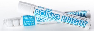 Bottle Bright will get your bottles squeaky clean!