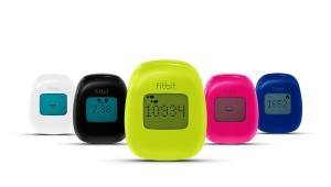 The Fitbit Zip is a zip to get set up and move with!