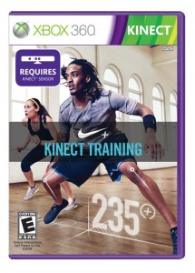 Nike+ Kinect Training
