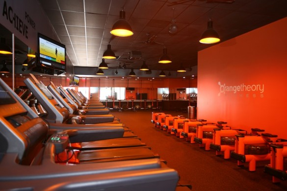 Review: Trying Orangetheory Fitness