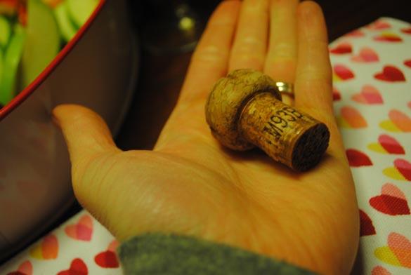 veuve clicquot cork