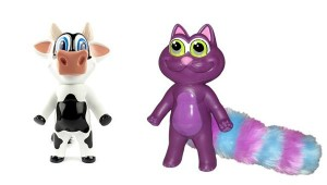 Okay, how cute are these Petprojekt toys?!