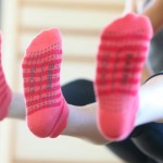 Barre Socks were developed by two Bar Method instructors!
