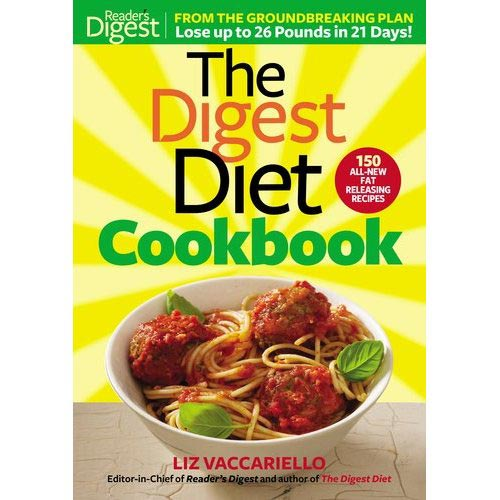 digest diet cookbook