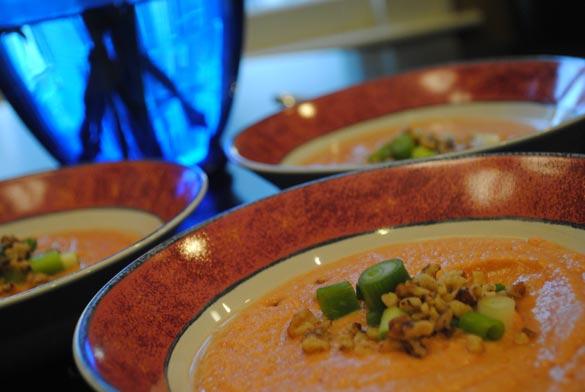 gazpacho bowls
