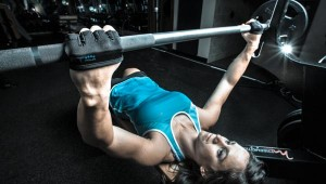 These weight-lifting gloves do make you feel a little more bad-ass...
