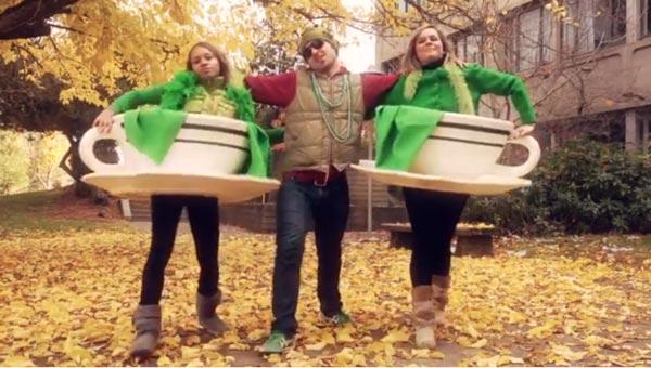 The Green Smoothie Hustla