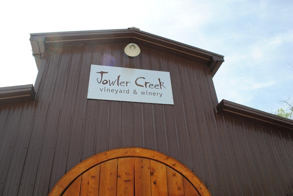 jowler-creek-sign