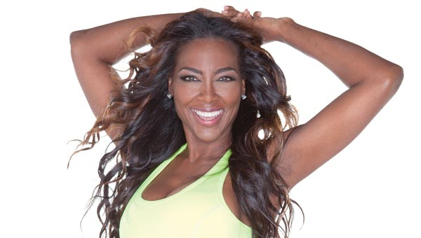 ★FitStars: Get a 'Stallion Booty' With Kenya Moore