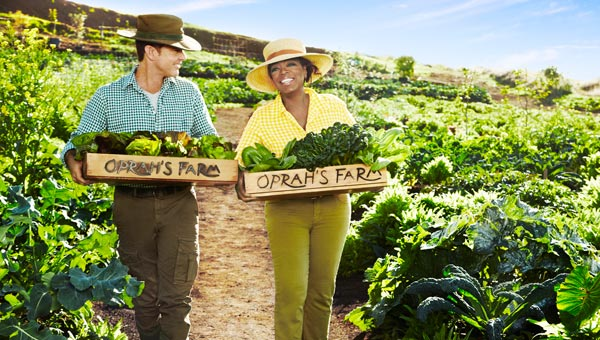 FitLinks: Visit Oprah's Farm, How to Make Running Feel Easier & More!