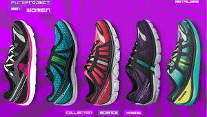 Chose your own adventure, by choosing your Pure Project shoe!