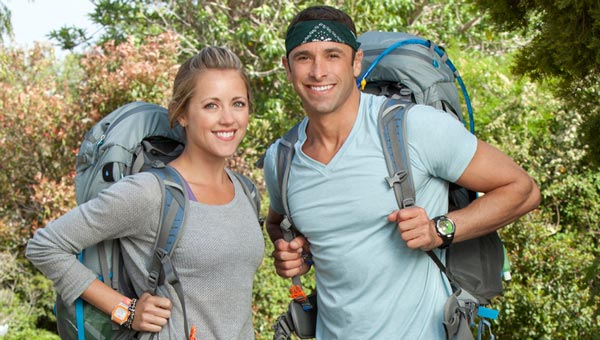 How Ryan and Abbie Got in Shape for The Amazing Race