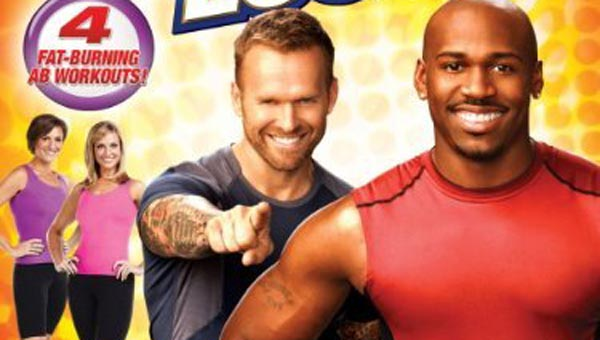 Let Bob and Dolvett pump your abs up!