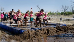 I may be walking from obstacle to obstacle at the upcoming Dirty Girl Run, but there's no shame in that!