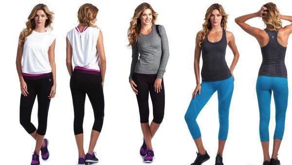 Womens Excercize Clothes