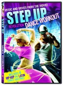Workout DVD Review: Step Up Revolution Dance Workout