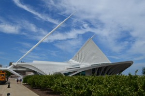 Colatrava, Milwaukee Art Museum