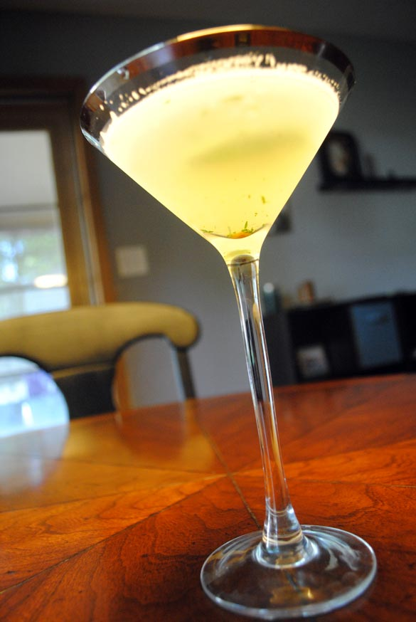 infused-vodka-pineapple-martini