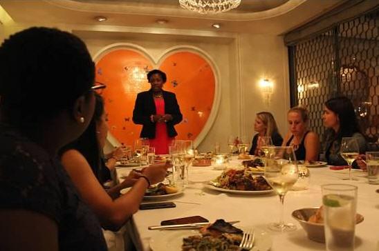 Big Company, Big Heart: I Dine with Jamba