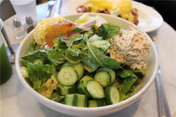 kashmir salad, charlie's pantry